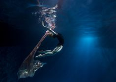 Creative Review - Q&A with underwater photographer Maya Almeida