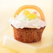 Easter Basket Cupcakes Recipe at Cooking.com