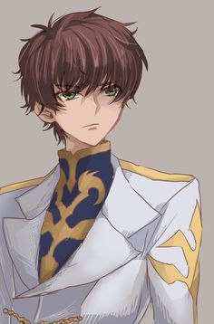 Knight of Seven Kururugi Suzaku