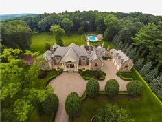 Estate of the Day: $14.9 Million Georgian Mansion in Saddle River, New Jersey - See more at: http://www.exoticexcess.com/estates/estate-of-the-day-14-9-million-georgian-mansion-in-saddle-river-new-jersey/#sthash.fqH8Ub4I.dpuf