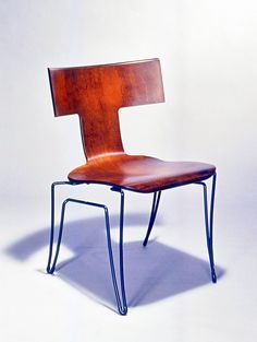 """""""Anziano"""" Side Chair Manufacturer: Donghia Furniture"""