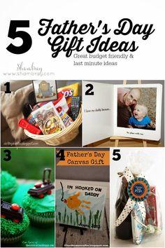 Unique Father's Day Gift Ideas // Sham Bray