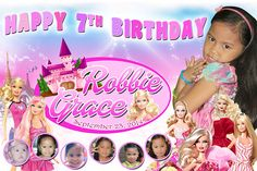 This is sample of my tarpaulin layout mostly for birthdays and christening but theres others like advertising and honorarium. This layouts were done for my clients. Birthday Tarpaulin Design, Barbie Birthday Invitations, Happy 13th Birthday, Hello Kitty Photos, Bday Girl, 1st Birthdays, Unicorn Party, Holidays And Events, Christening
