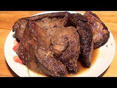 Тушеная говядина по рецепту 1902 года - кулинарный рецепт
