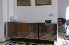 Cabinet with 3 shutters di Capriblueisland su Etsy, €2200.00