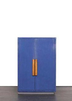 // Le Corbusier Blue Cabinet, 1949