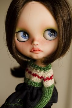 OOAK Custom doll by me : ))  !!  not by me by kim price i believe repinned