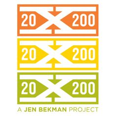 20x200, founded by Jen Bekman, sells limited-edition, museum-quality art prints at affordable prices.