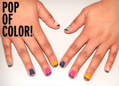 #kate #spade #nails!!
