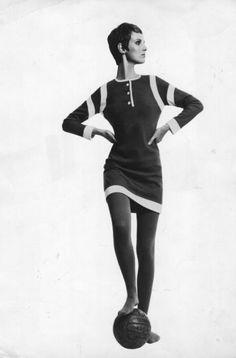 Mary Quant, Mini-Dress, 1966