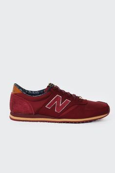 GOOD AS GOLD | Online Clothing Store | Mens & Womens Fashion | Streetwear | NZ —Nike X Herschel Colab 420 Sneakers, burgundy  http://www.goodasgold.co.nz/collections/new-balance