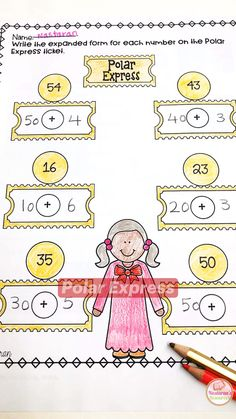 Math Worksheets, Math Resources, Math Skills, Math Lessons, Math Games, Math Activities, Math Bulletin Boards, Math Projects, Preschool Math