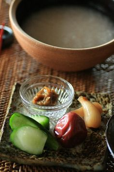 japanese pickles & ume