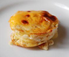 Potatoes Au Gratin-Stone Wave Recipe (STONE WAVE RECIPES)