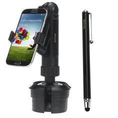 iKross 2-in-1 Cellphone & Tablet Adjustable Swing Long Arm Cup Mount Holder Car Kit + Stylus for Samsung Note 3 2, Galaxy Mega and more Cellphone Tablet iKross,http://www.amazon.com/dp/B00FS9DIK2/ref=cm_sw_r_pi_dp_5Ia.sb17QRHCDRN7