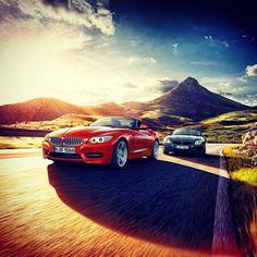 Sporty & Elegant - The New 2013 #BMW Z4 Roadster