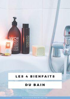 Un bain, ce n'est pas seulement relaxant, un bain a de multiplies bienfaits pour le corps et l'esprit ! ...