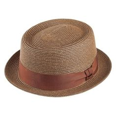 e9042f28906 Bailey Hats Waits Pork Pie Hat - Copper