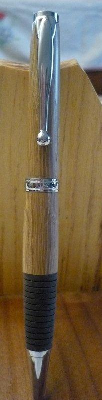 117, White Oak with Chrome and Soft tip. $25.00, via Etsy.