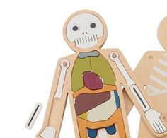 It looks like this human body puzzle has been discontinued - so sad! Anyone know if it's still for sale?   Muji Wooden Toys