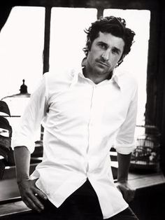 McDreamy- I never ogle actors but I can't help myself with Dr. McDreamy!