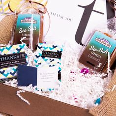 "At Surprise Gift Co we understand you need creative and thoughtful ways to say ""Thank You""  www.surprisegiftco.com"