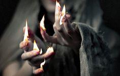 #fire #fingers #magic