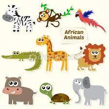 Resultado de imagem para desenhos de africa