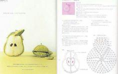Pear pouch