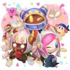 wave 3 aka everyone draws them Kirby Character, Game Character, Metroid, Super Smash Bros, Videogames, Demon Baby, Pokemon, Meta Knight, Nintendo Characters
