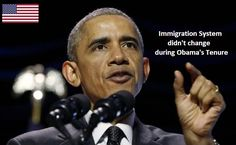 Obama Legacy Leaves Outdated Immigration System