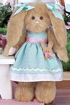"Bearington Collection Spring Bunny Easter Brittany Bunnytails 10"" Bearington Bears http://www.amazon.com/dp/B00UPCQNRM/ref=cm_sw_r_pi_dp_R1cfvb18V78CN"