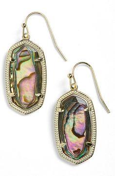 Kendra Scott 'Dani' Drop Earrings available at #Nordstrom