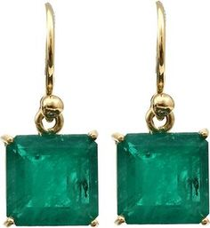 shopstyle.com: IRENE NEUWIRTH JEWELRY Colombian Emerald Earrings
