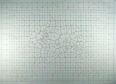 FFFFOUND! | Flickr Photo Download: Voronoi Square Magnets