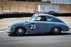 All the way from Australia, a heavily modified 1954 Porsche 356
