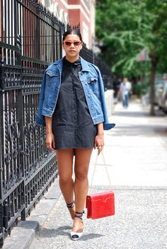 Hannah Bronfman---luv her style!