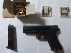 Hand Guns, Black, Weapons Guns, Firearms, Pistols, Black People