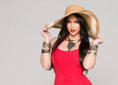 wearing Kardashian Kollection