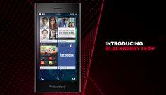 BlackBerry Leap launches in the UK - ITPROPORTAL  #BlackBerryLeap, #UK, #Tech