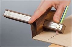 Wood Marking Gauge - Woodworking