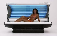 Solar Storm 24 Bulb Wolff Systems Tanning Bed
