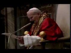 Pelicula sobre Juan Pablo II y su papado   Reina del Cielo