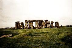 Stonehenge ... England (UK / United Kingdom)
