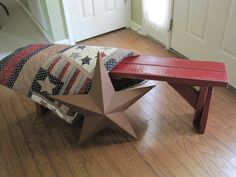 This Looks Like An Americana Home Decor Starter Kit. :) Americana Home Decor ,