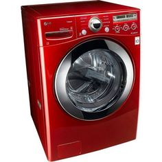 awesome LG WM2650 3.6 Cu. Ft. Extra Large Capacity SteamWasher with ColdWash Technology,