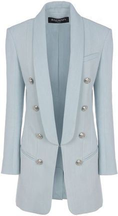 promo code 3593a 0a2b3 Women s Balmain Blazers and suit jackets On Sale