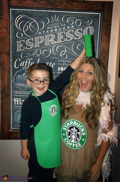 Starbucks Halloween Costume Idea