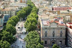 Ramblas, Barcelona | Spain