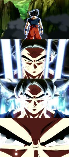 Goku. Ultra instinct is back!! - Visit now for 3D Dragon Ball Z compression shirts now on sale! #dragonball #dbz #dragonballsuper